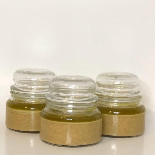 Lemon Ginger Himalayan Salt Scrub