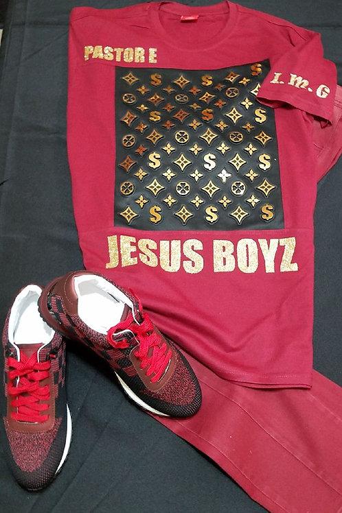 I.M.G. JESUS BOYZ Shirts