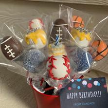 Sports Birthday Bundle