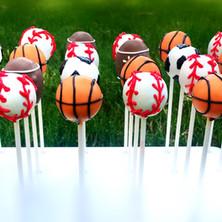 Sports Cake Pops