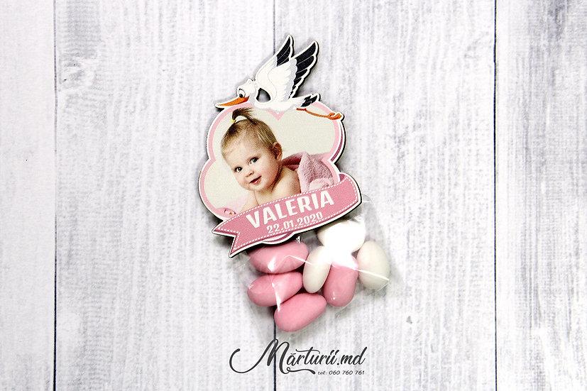 MC-033 Fetita si cocostirc (cu bomboane)