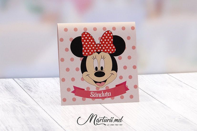 IC-016 Minnie Mouse