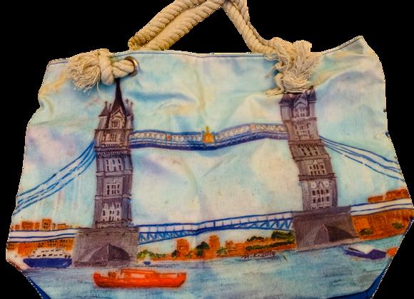 Tote Bag, Tower Bridge, London