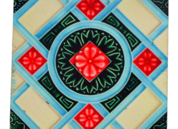 Peranakan Tiles #9, Mix and Match Coasters