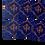 Thumbnail: Royal Purple #1, Abstract Coasters