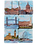 Thumbnail: London wood coasters, set of 6