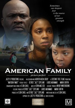 American Family Poster