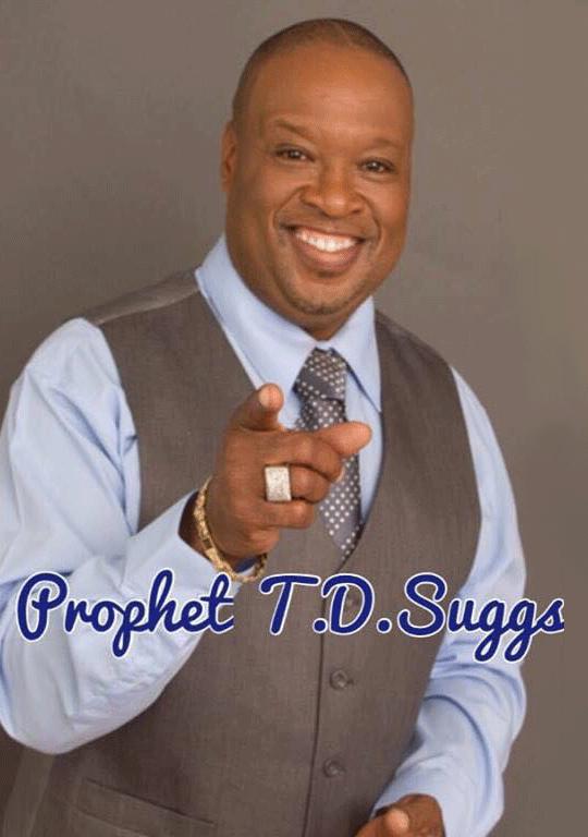 Prophet TD Suggs
