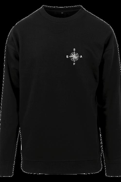 Sweatshirt Oversized KOMPASS