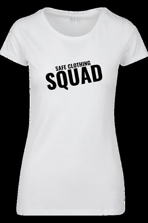 T-Shirt Round Neck SQUAD