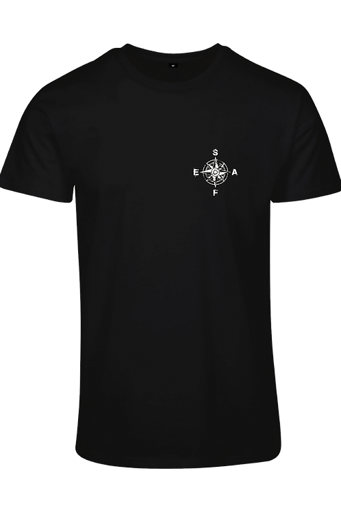T-Shirt Round Neck KOMPASS