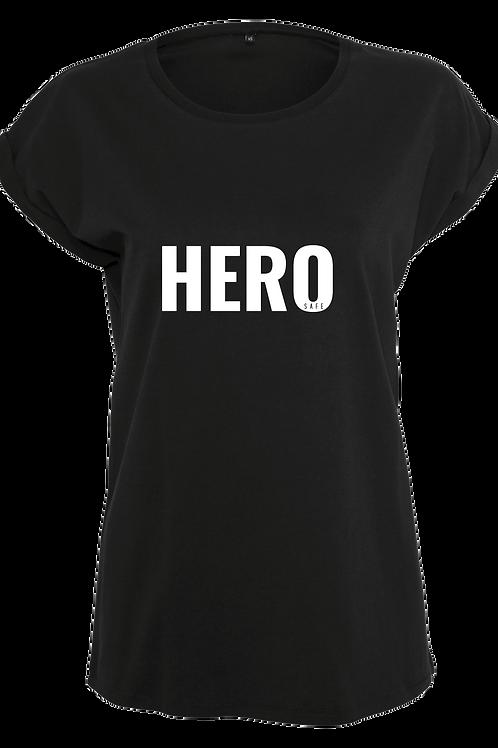 T-Shirt Organic Round Neck HERO