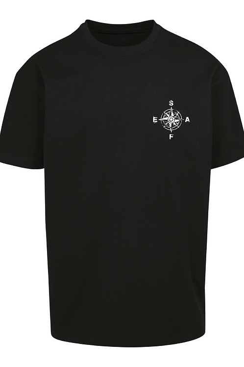 T-Shirt Oversized KOMPASS