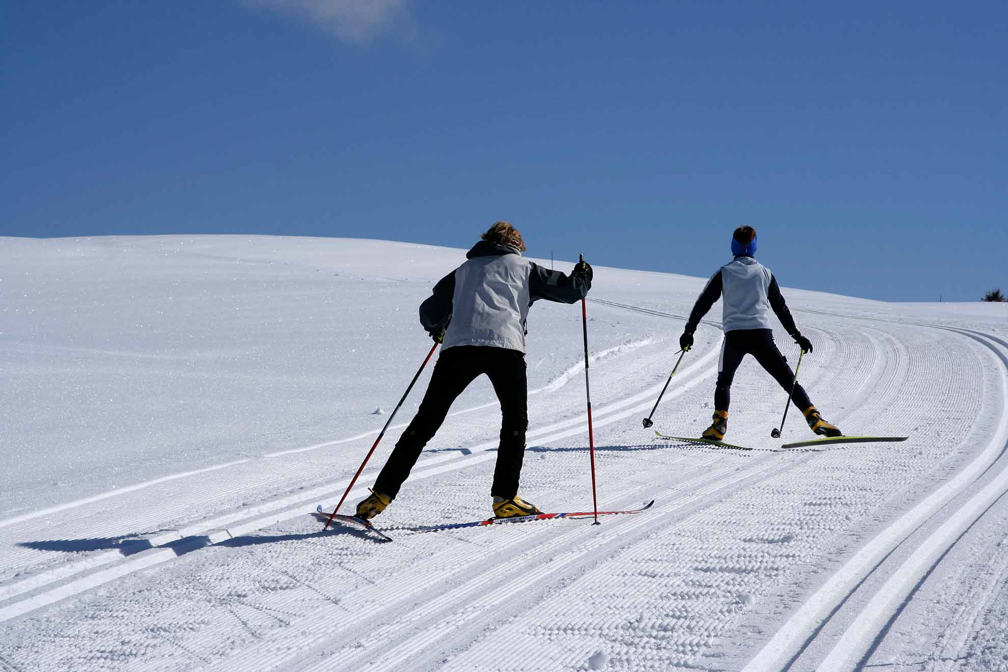 Tenuta di sci nordico
