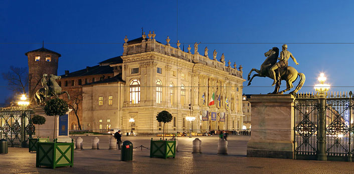 Turin l'opéra