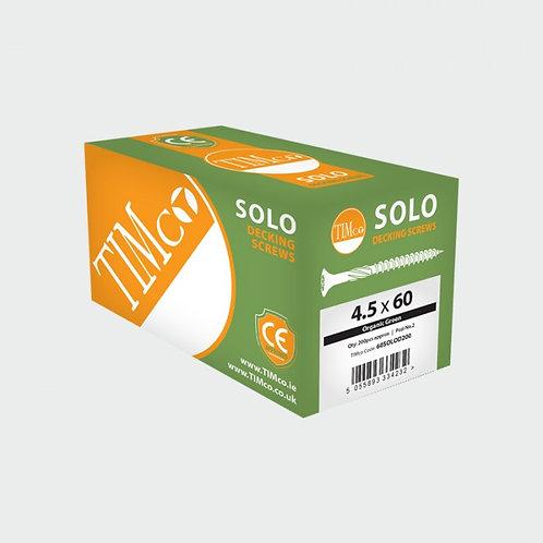 Solo Decking Screw PZ2 - Green