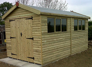16ft x 8ft Workshop