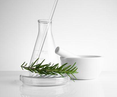 herbal medicine natural organic and scie