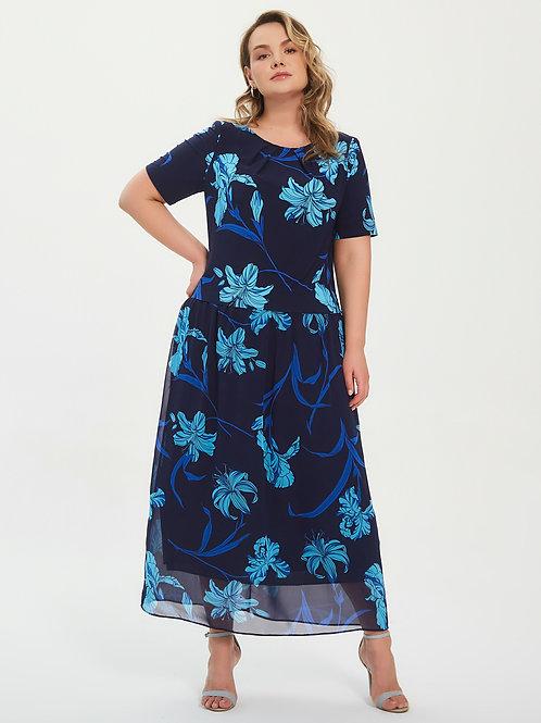 Платье 6773