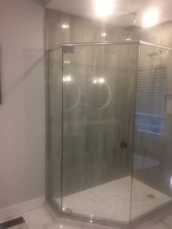 Custom Shower