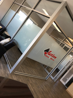 Active Glass Office