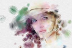 Focused Watercolor