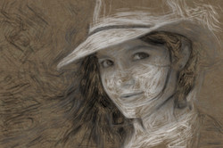 Sparse Chalk & Charcoal