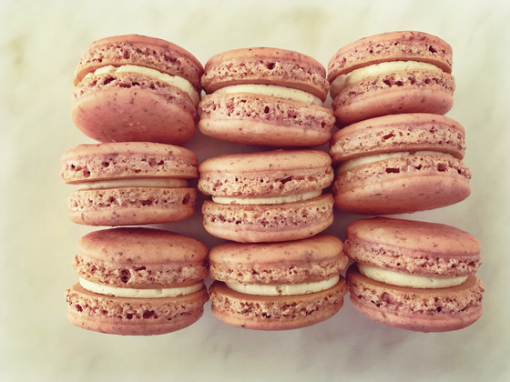 Fail-proof French Macarons
