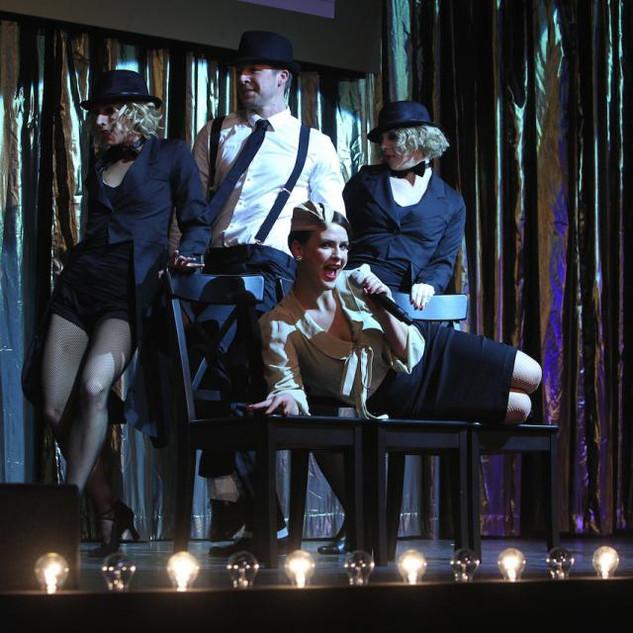 Gatsby Party in Oldenburg mit hervorrage