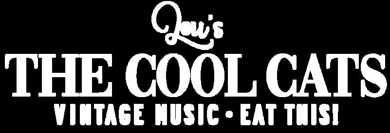 THE CLou's THE COOL CATS Logo Schriftzug png_