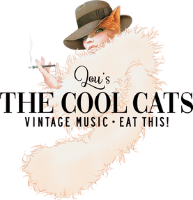 Lou's The Cool Cats Logo
