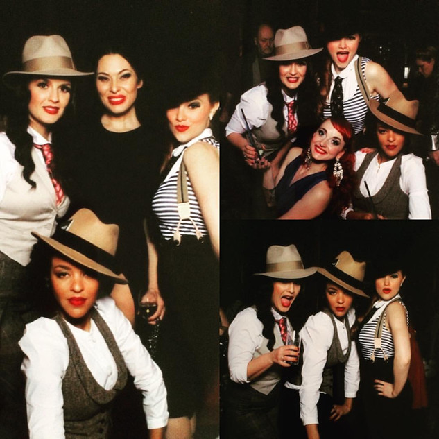 Lou's THE COOL CATS MIT Immodesty Blaize