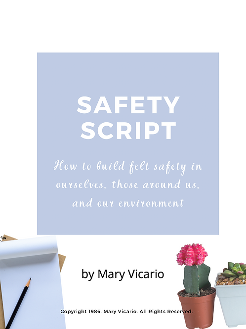 The Safety Script Guidebook