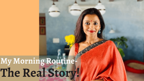 My Morning Routine - The Real Story!
