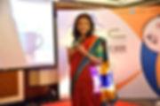 Wellness and Productivity coach Sandhya Krishnan