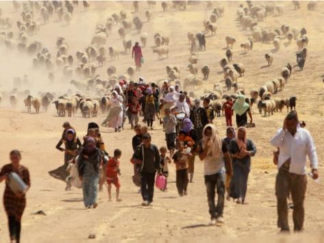 Más de mil millones de personas deberán afrontar desplazamientos para 2050