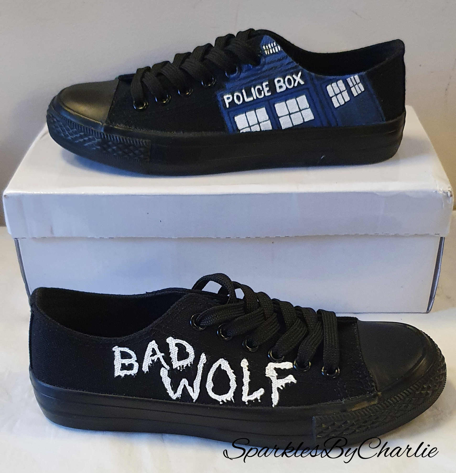 Bad Wolf Dr Who
