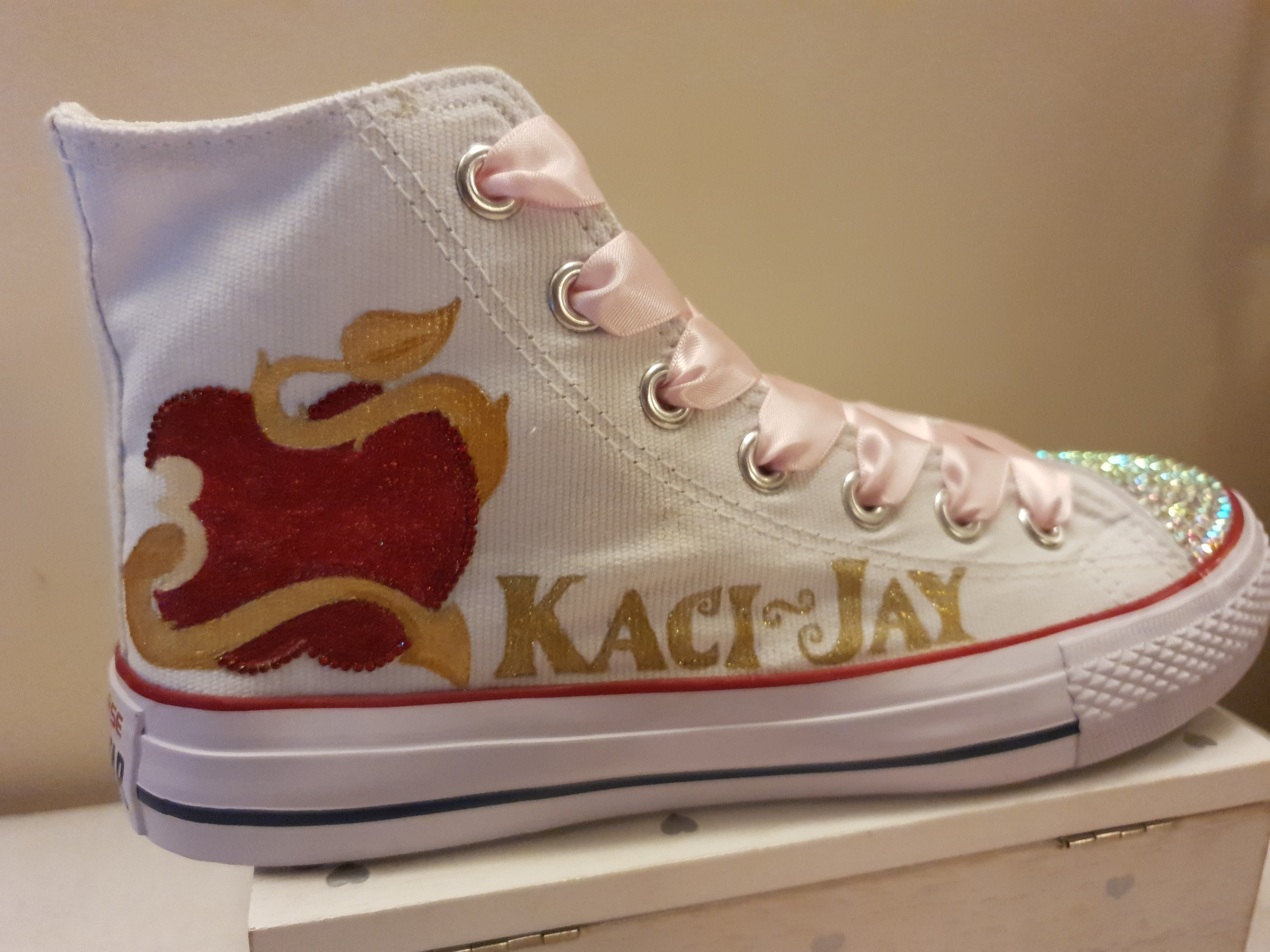 Converse HighTop Kaci Jay