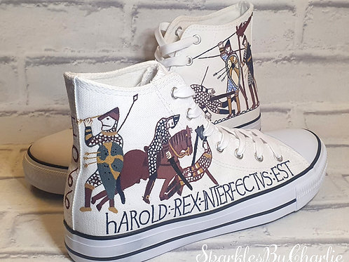 Converse Tapestry Designed High Tops