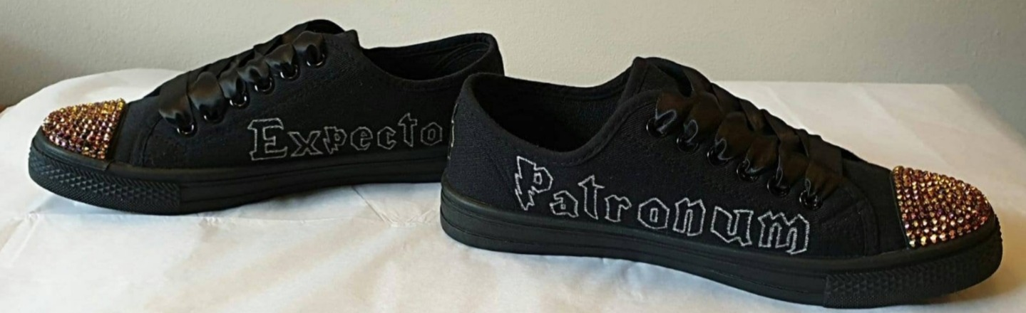Harry Potter Low Tops