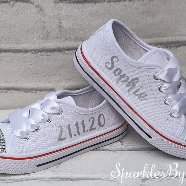 Kids Wedding Shoes