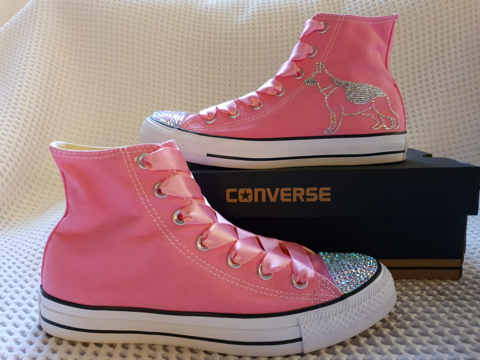 Converse Alsatian High Top