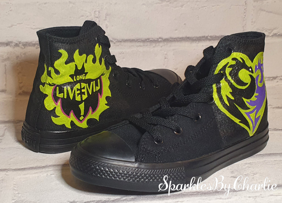 Descendant High Tops