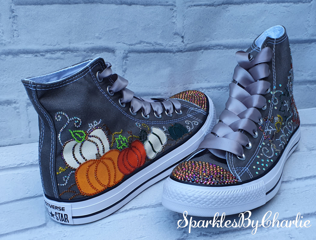 Personalised Converse High Top