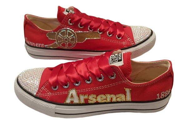 Arsenal FC Shoes