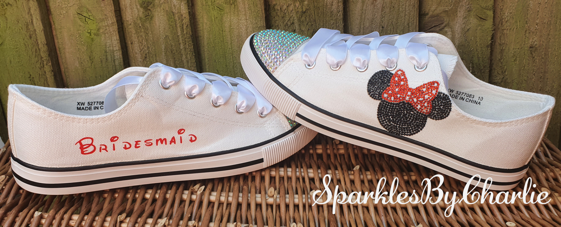 Minnie Mouse Low Tops