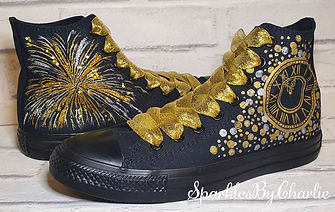 Converse Painted HighTops