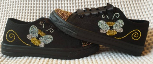 Low Top Bee Design