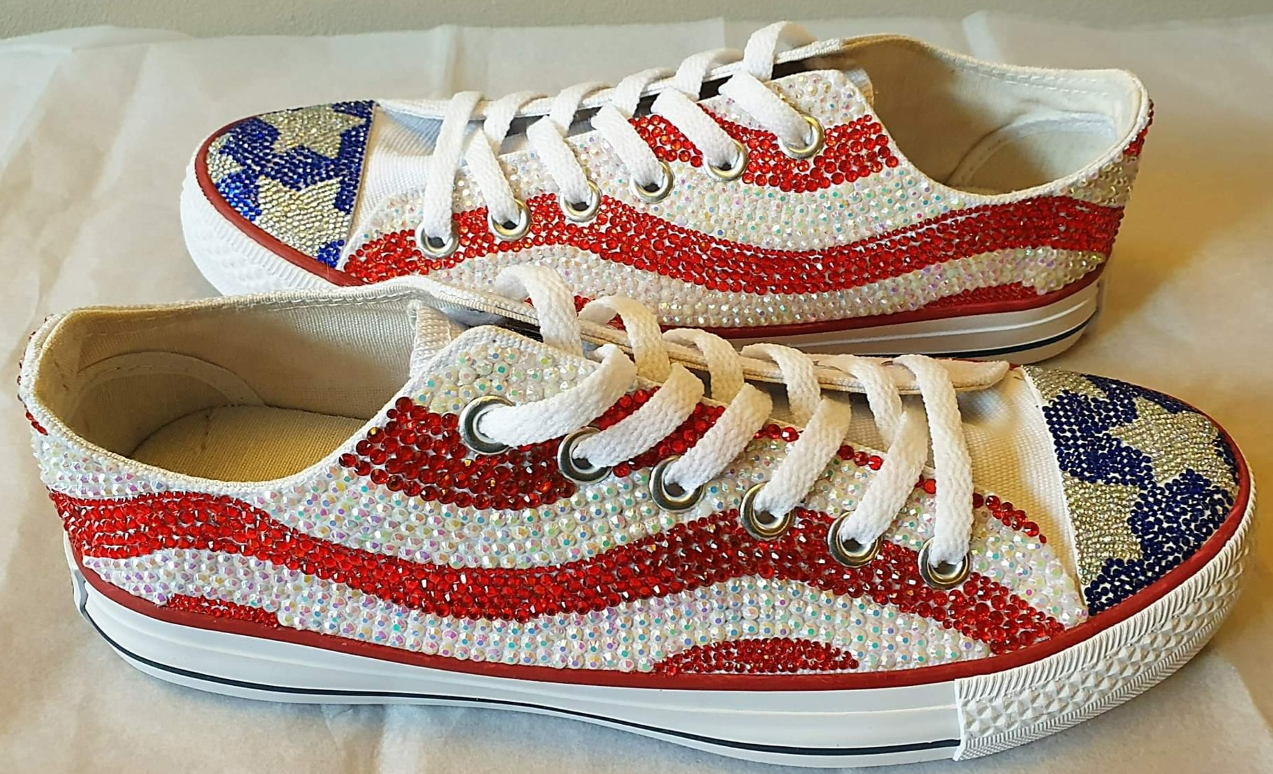 USA Low Top Converse