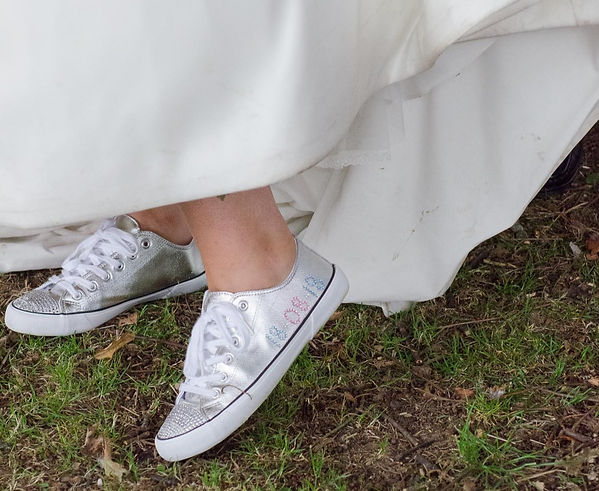 Wedding Trainers
